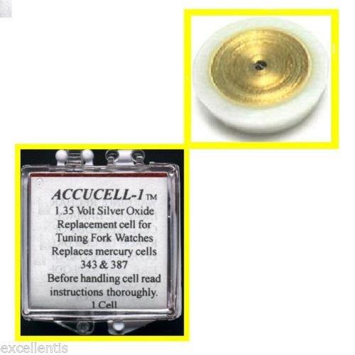 ACCUCELL-1 1.35V ボタン電池