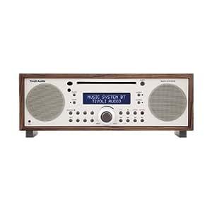 Tivoli Audio(チボリ オーディオ) Music System BT クラシックウォールナット/ベージュ