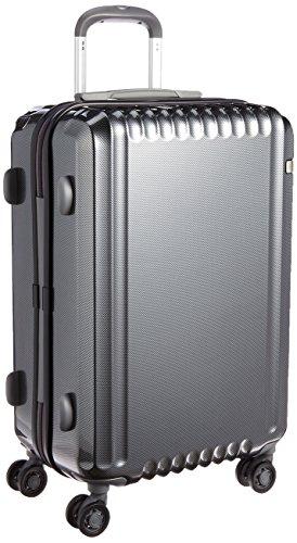 [エース] ace. スーツケース パリセイドZ 55cm 48L 3.5kg 双輪キャスター 05583 02 (ブラックカーボン)