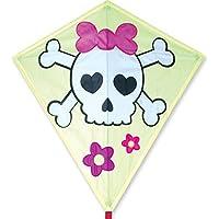 Premier Kites 30 Diamond Kite - Girly Skull by Premier Kites [並行輸入品]