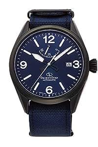[オリエント時計] 腕時計 オリエントスター スポーツ アウトドア 替えバンド付 パワーリザーブ50時間 RK-AU0207L メンズ ブルー