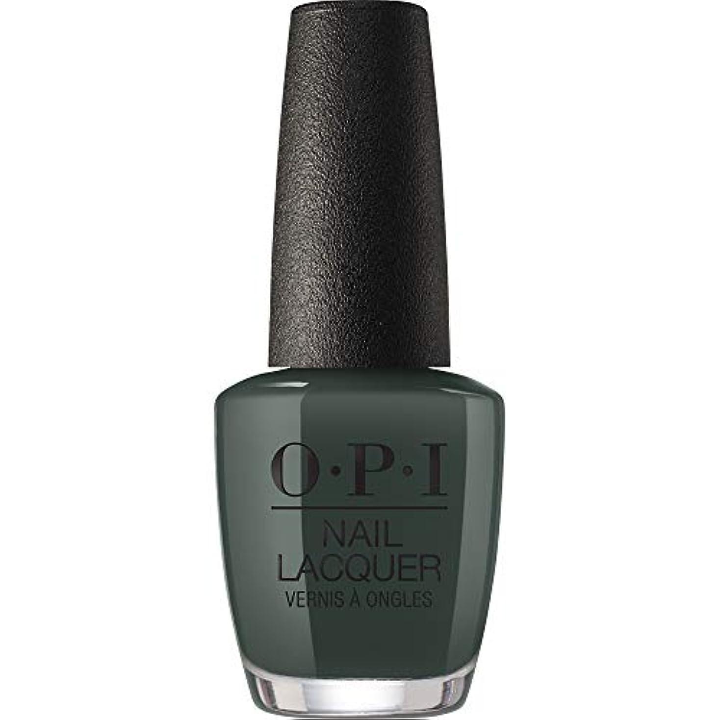 想像力クランプ添付OPI(オーピーアイ) NLU15 シングス アイヴ シーン イン エイバーグリーン