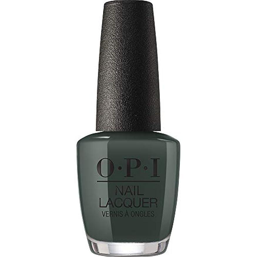 OPI(オーピーアイ) NLU15 シングス アイヴ シーン イン エイバーグリーン