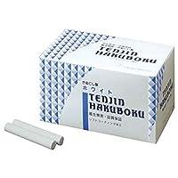 - まとめ - / 日本白墨/天神印チョーク - 石膏カルシウム製 - / 白/CH-1 / 1箱 - 100本 - / - ×5セット -