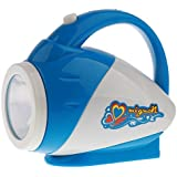 Flameer Mini Home Appliance (AA Battery Powered) Kids Role Play Toy -Blue Flashlight
