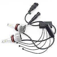 インサイト ZE2 H21.2~ H11 LED フォグランプ ホワイト×イエロー ライトスイッチのON/OFFで色味を切り替え ツインカラー 6000K 3000K