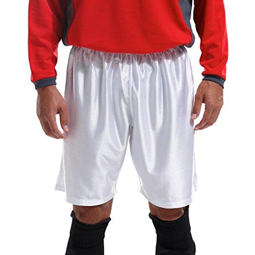 wundou(ウンドウ) 【旧フロリダウインド】ベーシック ウェア サッカー パンツ ホワイト P8001-00 ホワイト 140CM