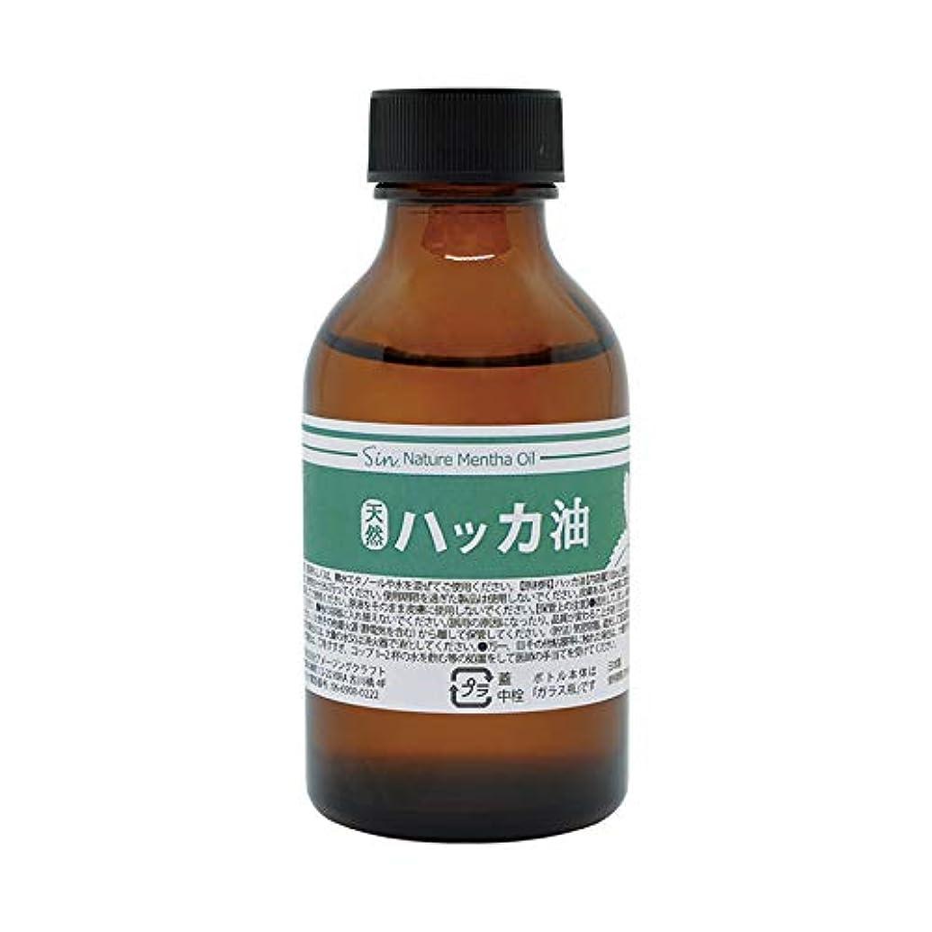 ほんの落ち着いたライバル日本製 天然ハッカ油(ハッカオイル) 100ml 中栓?スポイト付き