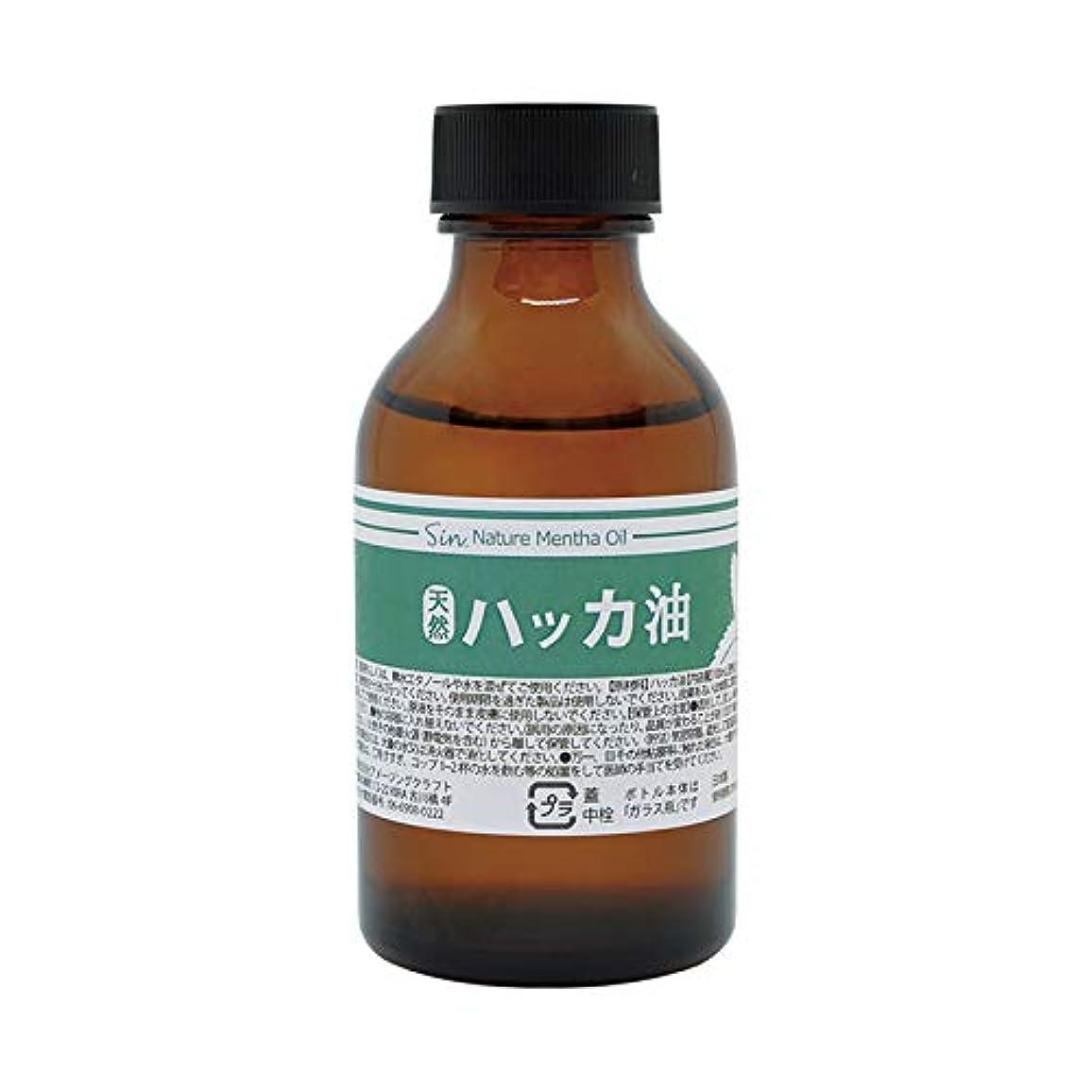 ひも鋸歯状モッキンバード日本製 天然ハッカ油(ハッカオイル) 100ml 中栓?スポイト付き