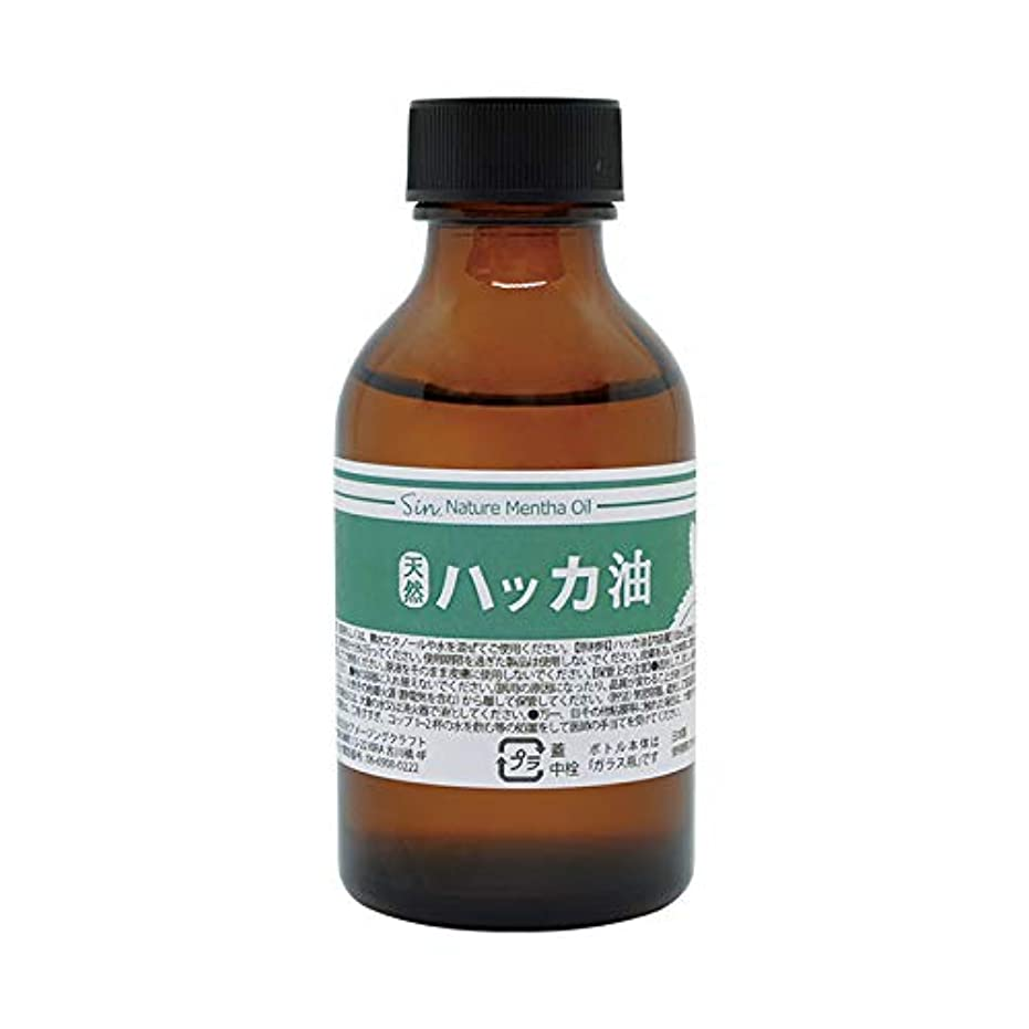 急行するマウスピースグループ日本製 天然ハッカ油(ハッカオイル) 100ml 中栓?スポイト付き