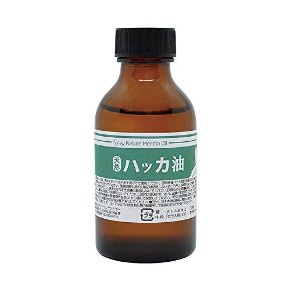 データム木曜日鳩日本製 天然ハッカ油(ハッカオイル) 100ml 中栓?スポイト付き