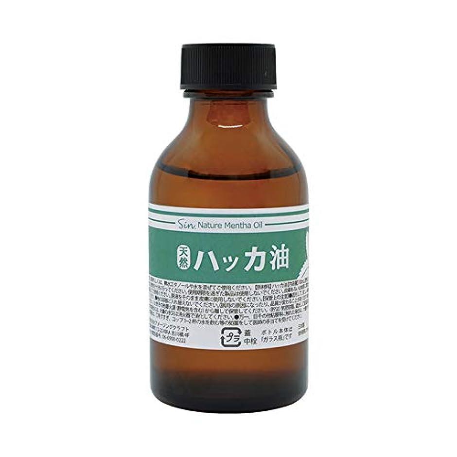 レンダールーキー田舎者日本製 天然ハッカ油(ハッカオイル) 100ml 中栓?スポイト付き