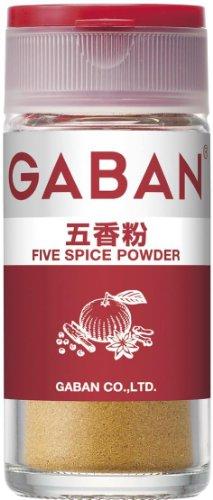ハウス GABAN 五香粉<パウダー> 18g×5個