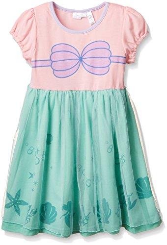 (ディズニー)Disney(ディズニー) アリエルなりきりドレス 3510Y5353 0010 グリーン 120