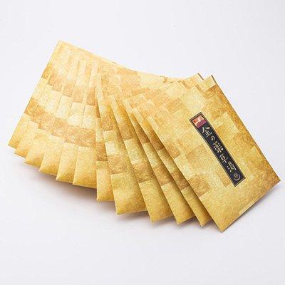 金の薬草湯12袋セット 株式会社日本温浴研究所・岐阜県 10種類の貴重な薬草を調合し、伊吹薬草湯を再現した入浴薬剤