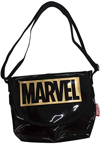 アイプランニング Marvel ミニ メッセンジャー エナメル ゴールド W30×H21×D9cm ...