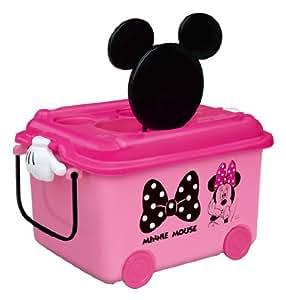 錦化成 ミニーマウス おもちゃ箱