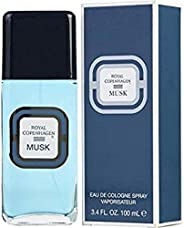 Royal Copenhagen Musk Cologne Spray for Him, 100ml