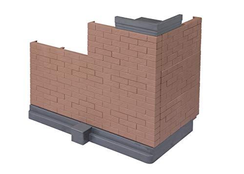 魂OPTION Brick Wall  Brown ver.  フィギュア 15歳