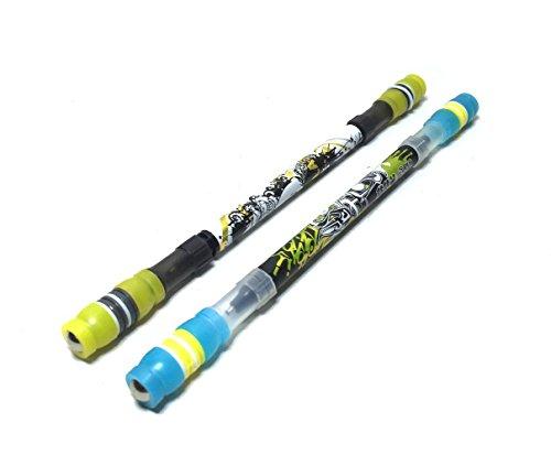 【KUENTAI】ペン回し専用ペン 改造 ペン 2本セット 趣味 演芸 パフォーマンス (2本)