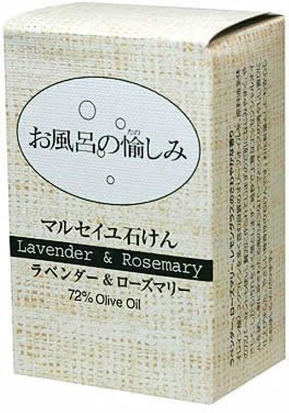 コア周波数地平線お風呂の愉しみ マルセイユ石鹸 (ラベンダー&ローズマリー)