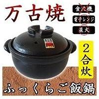 万古焼 ふっくらご飯鍋2合炊 34-09-09