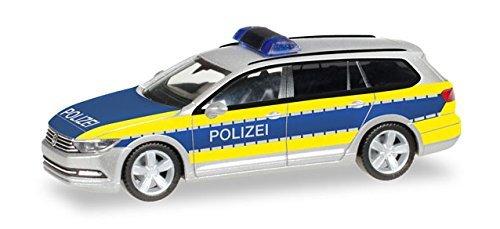 Herpa Cars & Trucks 1/ 87VWパサートバリアントNiedersachsen policedepartment