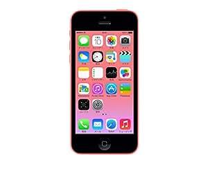 アップル docomo iPhone 5c 16GB ピンク ME545J/A 白ロム Apple