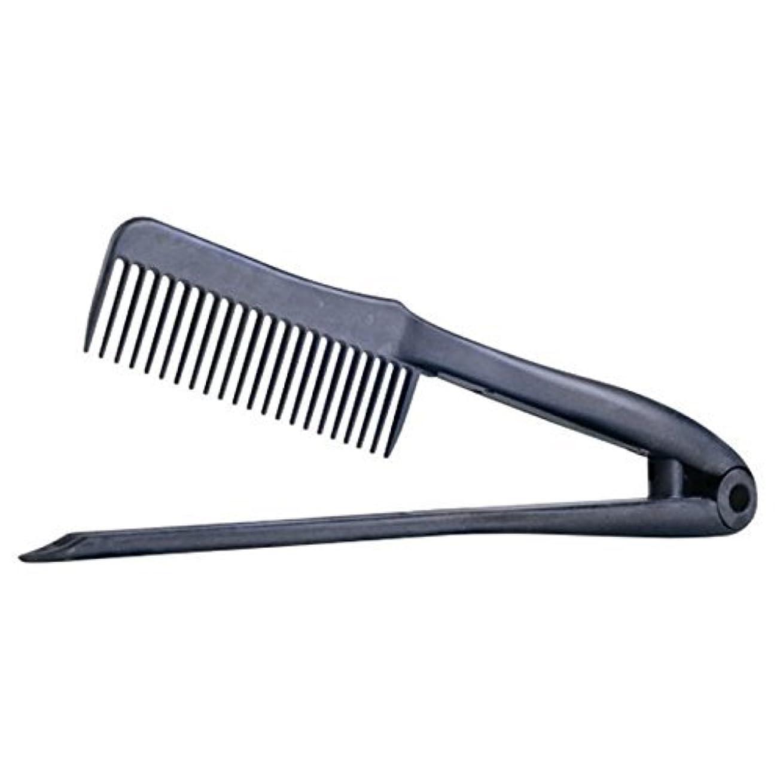 骨義務付けられた検体Cricket Carbon Straightening Hair Comb [並行輸入品]