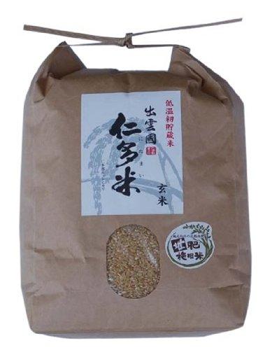 島根県産 玄米 コシヒカリ 仁多米5kg 平成28年産