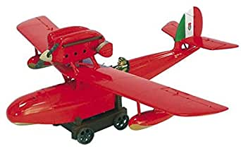 ファインモールド 紅の豚 サボイアS.21 試作戦闘飛行艇 ポルコ立像付 FG1 1/48スケール プラモデル