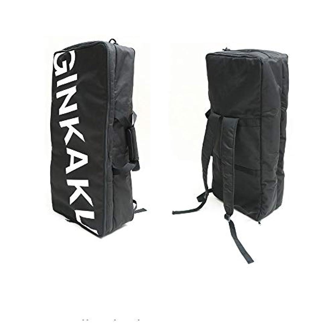 頼る物理的に小麦粉ダイワ GINKAKU オールインへらバッグ ブラック G-231 120サイズ[ginkaku-073431]