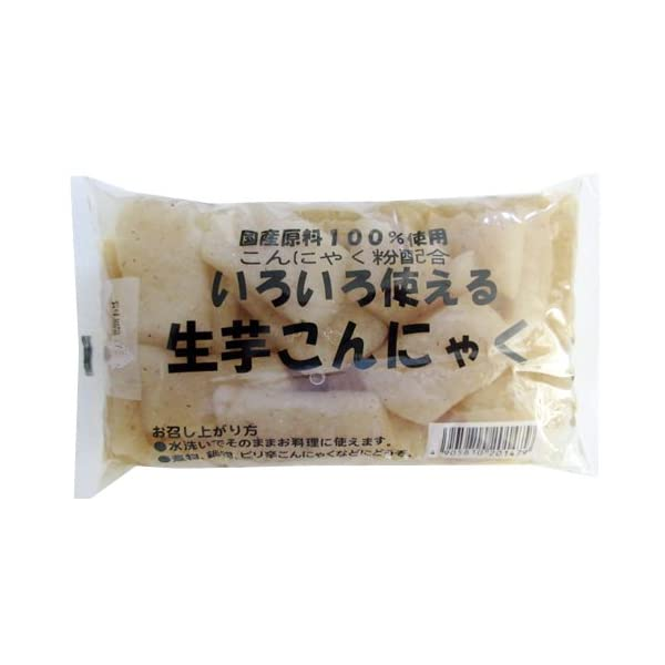 高章食品 いろいろ使える生芋こんにゃく 300...の紹介画像2
