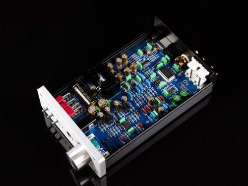 Topping デジタルアンプ+DAC+ヘッドホンアンプ [D2] Analog Devices製AD1852JRS採用