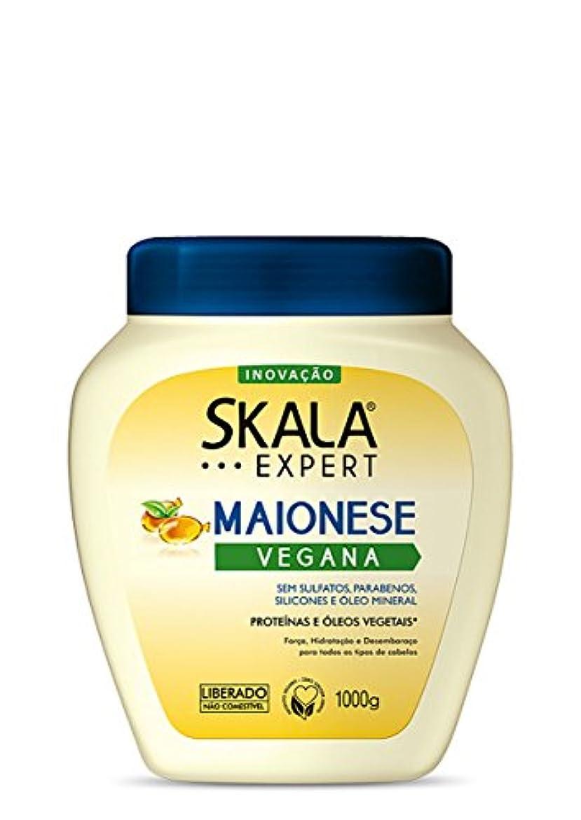 ライセンスおとうさん威信Skala Expert スカラ ヴィーガン?マヨネーズ トリートメント 1kg …