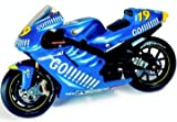 IXO 1/24 ヤマハ YZR-M1 03 MotoGP 12位 #19 O.Jacque