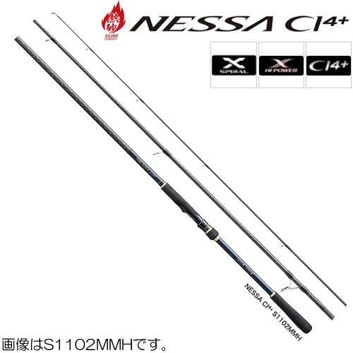 シマノ ネッサ CI4+ フラットフィッシュ S1002M