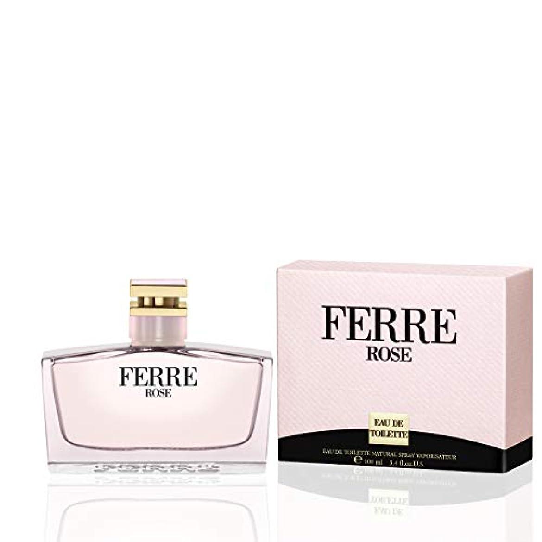 地域のブローホール幸運なことにGianfranco Ferre Ferr?? Rose 100ml