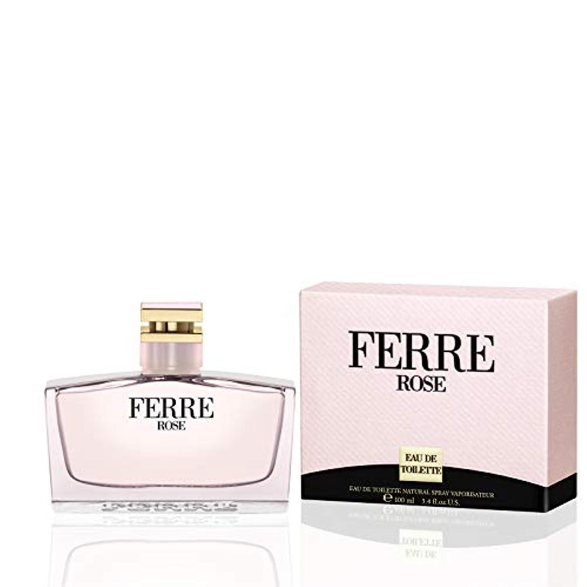 タイプ旋律的開示するGianfranco Ferre Ferr?? Rose 100ml