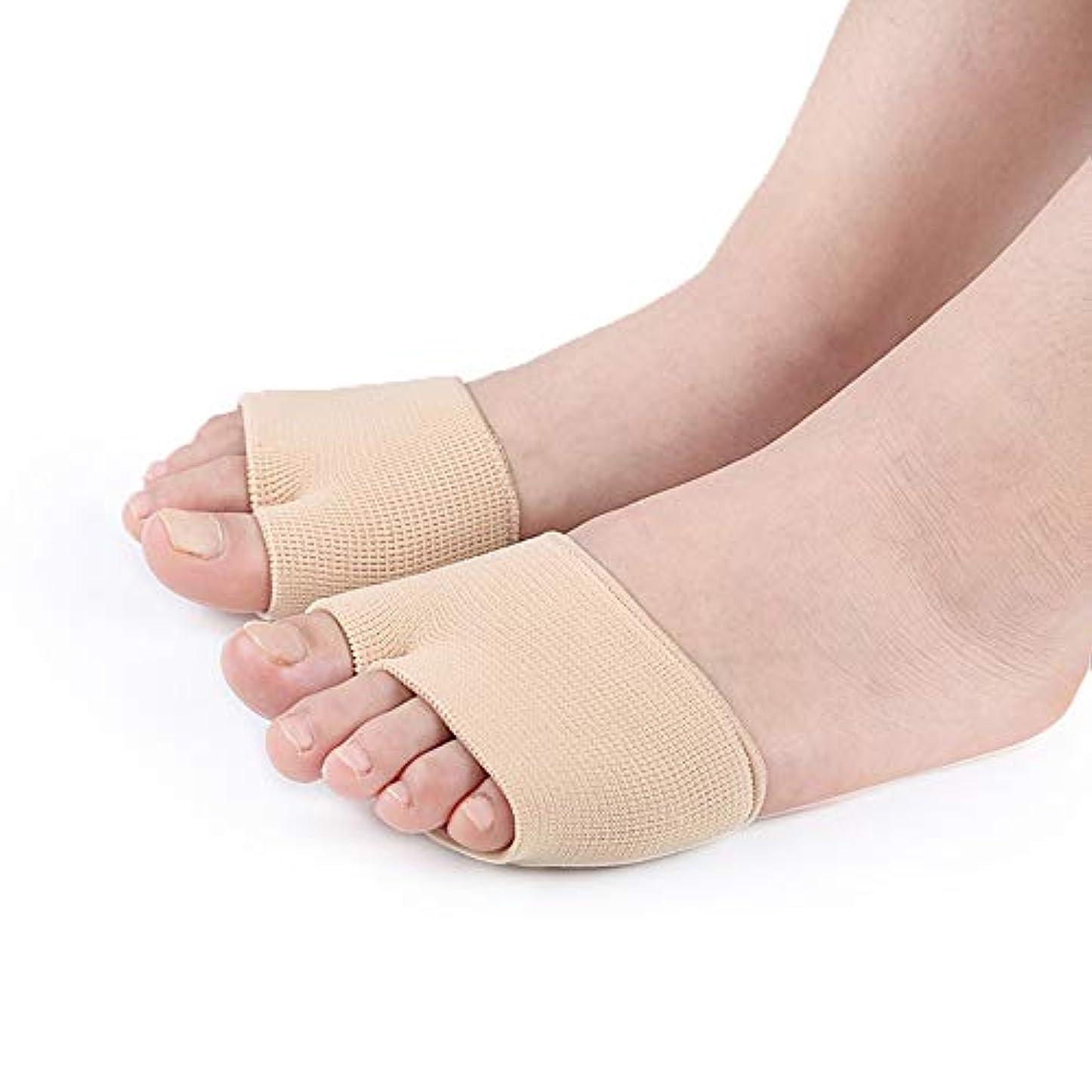 テープ専門知識疎外つま先矯正靴下ケアつま先防止重複伸縮性高減衰ダンピング吸収汗通気性ナイロン布SEBS,5pairs,S