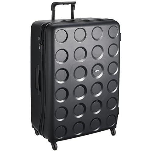 [ロジェール] スーツケース   保証付 117L 80cm 5.3kg VITA-L BK ブラック