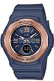 [カシオ] 腕時計 ベビージー プレシャスハート セレクション BGA-1050NR-2BJF レディース
