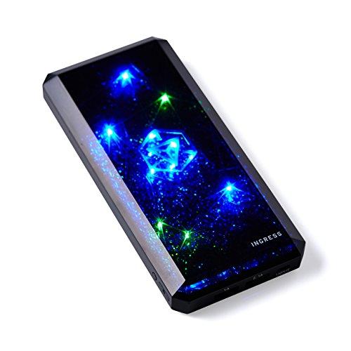 【Ingress】イングレス公式モバイルバッテリー「cheero Ingress Power Cube 12000mAh」時間限定セールで62%オフの2,980円に!