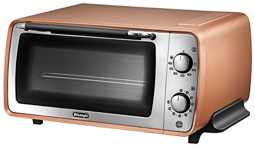 デロンギ ディスティンタコレクション オーブン&トースター スタイルコッパー...