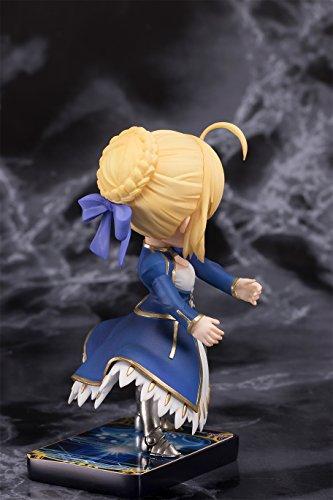 スマホスタンド 美少女キャラクターコレクション No.17 Fate/Grand Order セイバー/アルトリア ペンドラゴン 全高約78mm PVC製 塗装済み完成品 フィギュア