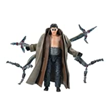 Spider-Man 2 Doc Ock with 4 Bendy Tentacles Action Figure by Toy Biz [並行輸入品]