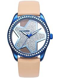 Watch Mark Maddox MC6006-20 IP Woman Brown Blue Steel
