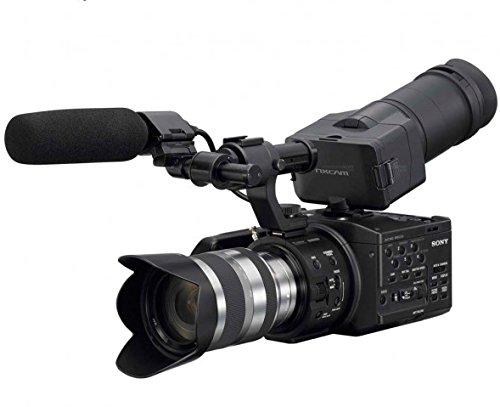 SONY NEX-FS100JK レンズ交換式NXCAMカムコーダー(レンズ付)