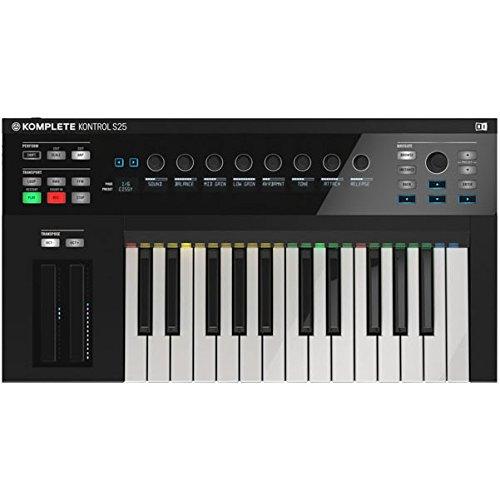 Native Instruments S-シリーズキーボード KOMPLETE KONTROL S25