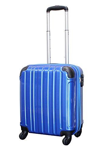 (シェルポッド) shellpod スーツケース HZ-500 SSサイズ 鏡面ブルー【SS/BL】